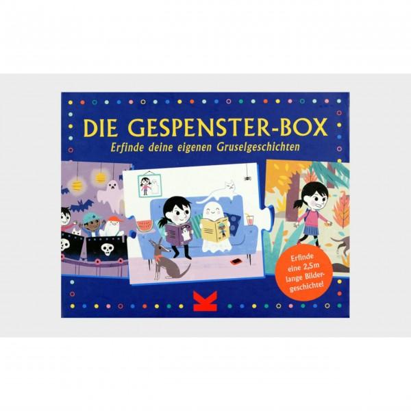 """Kinderspiel """"Die Gespenster-Box"""" von Laurence King"""