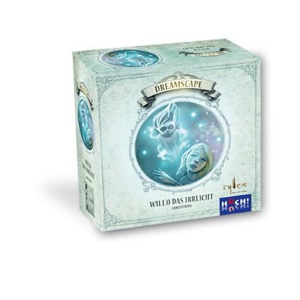 Strategiespiel Dreamscape - Will'O das Irrlicht von HUCH!