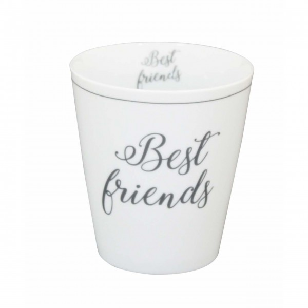"Krasilnikoff - Happy Mug ""Best friends"""