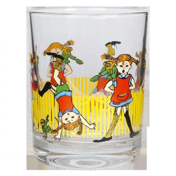 Muurla Pippi Langstrumpf Glas