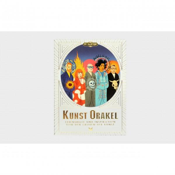 "Laurence King Kartenspiel ""Kunst-Orakel"""