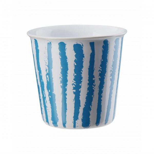 "ASA Becher ""Lungo"" - 250 ml (Blau/Weiß)"