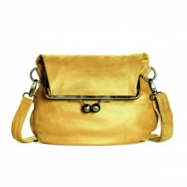 "Sticks and Stones Tasche ""Cannes"" (Yellow)"