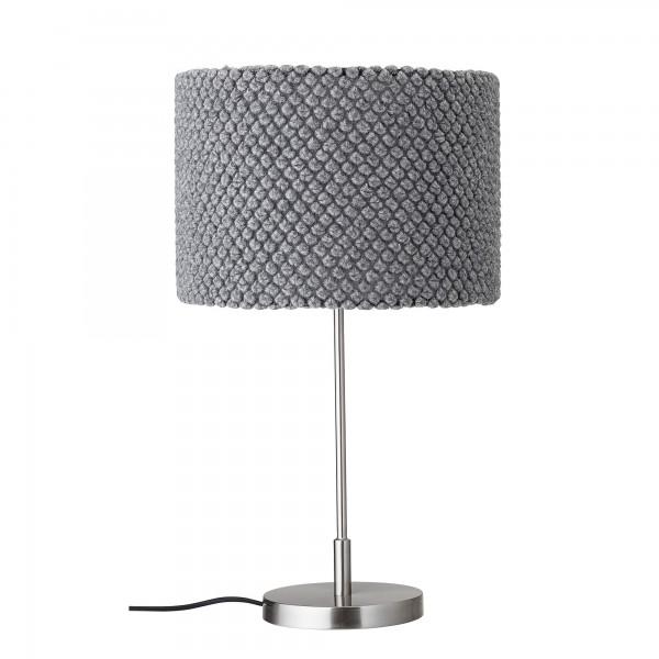 Bloomingville Tischlampe aus Metall (Grau)
