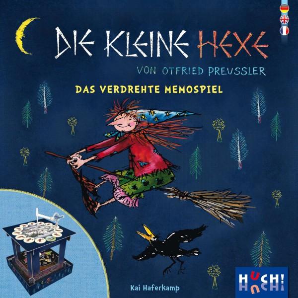 Kleine Hexe - Das verdrehte Memospiel von HUCH!