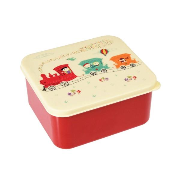 """Pausenzeit ist die schönste Zeit - mit der Lunchbox """"Party Train"""""""
