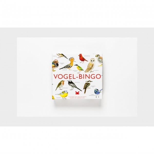 """Laurence King """"Vogel-Bingo"""""""