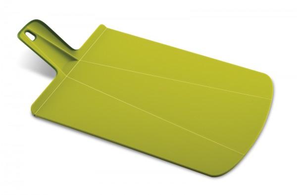JosephJoseph Schneidebrett Chop2Pot Plus Groß (Grün)-