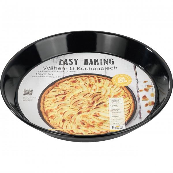 "Birkmann Wähen-/ Kuchenblech ""Easy Baking"" - Ø: 28cm"