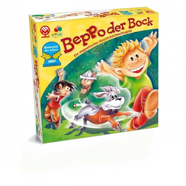 Kinderspiel Beppo der Bock von HUCH!