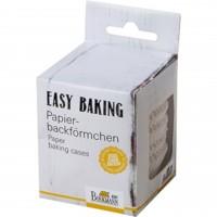 """Birkmann Papierförmchen """"Easy Baking"""" (Weiß)"""