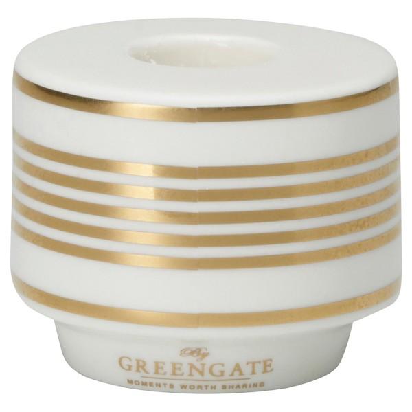 Toller Hingucker: Kerzenständer aus Keramik von GreenGate