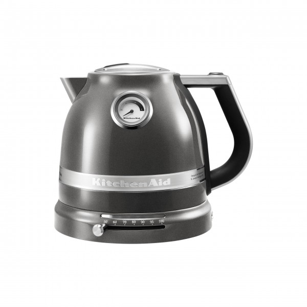 KitchenAid Artisan® Wasserkocher medallion-silber