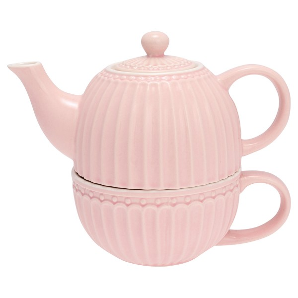 GreenGate Teekanne - Tea for 1
