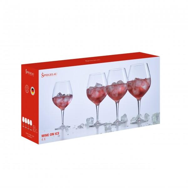 Spiegelau Wine on Ice, 4er-Set