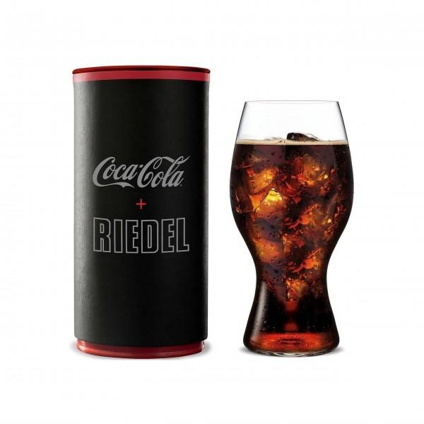 """Riedel Coca-Cola """"To go"""" mit Geschenkverpackung"""